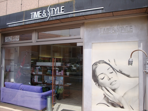 TIME&STYLE1 店頭
