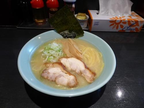 古寿茂5鶏白湯らーめん塩