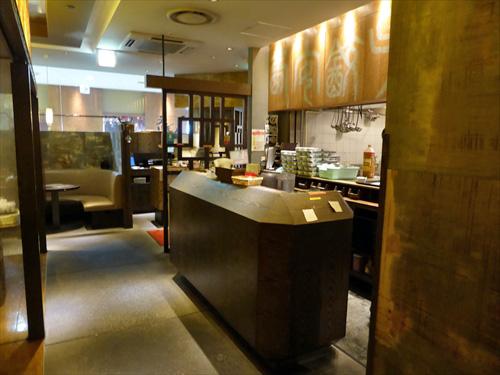 西安餃子6店内3